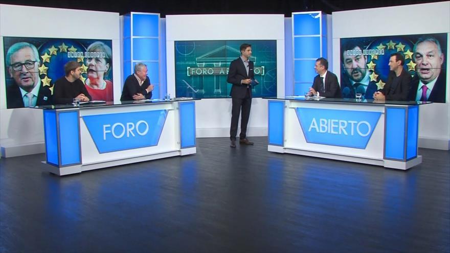Foro Abierto; Unión Europea: ¿crisis con la salida de Merkel?