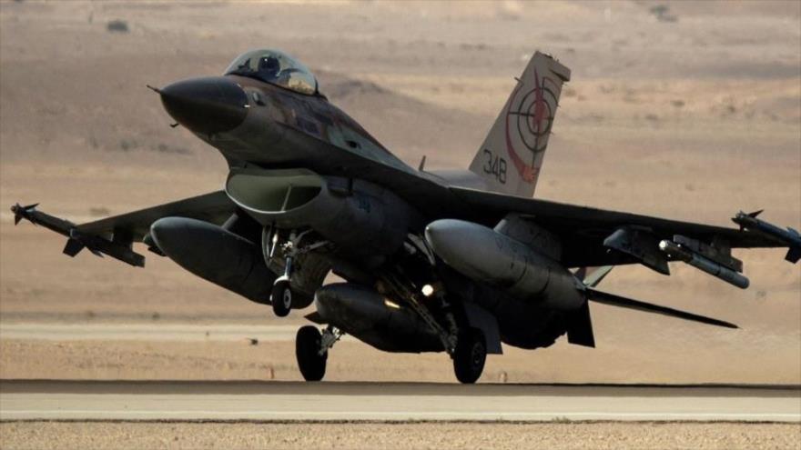 Cazas israelíes prueban en Grecia cómo burlar sistemas S-300 de Siria