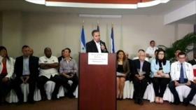 Crean plataforma para exigir dimisión de Hernández en Honduras