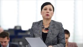 UE urge a Trump a respetar derechos humanos en caso de migrantes