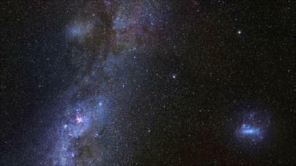 """Nuevo descubrimiento cerca de Vía Láctea: una galaxia """"fantasma"""""""