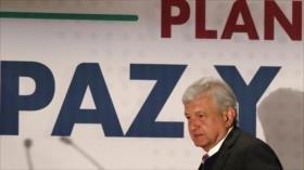 López Obrador apuesta por estrategia militar contra la violencia