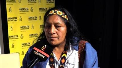 Indígenas de las Américas denuncian que persiste discriminación
