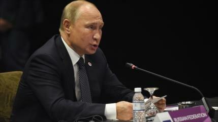 Putin asegura que sanciones no afectarán avance económico ruso