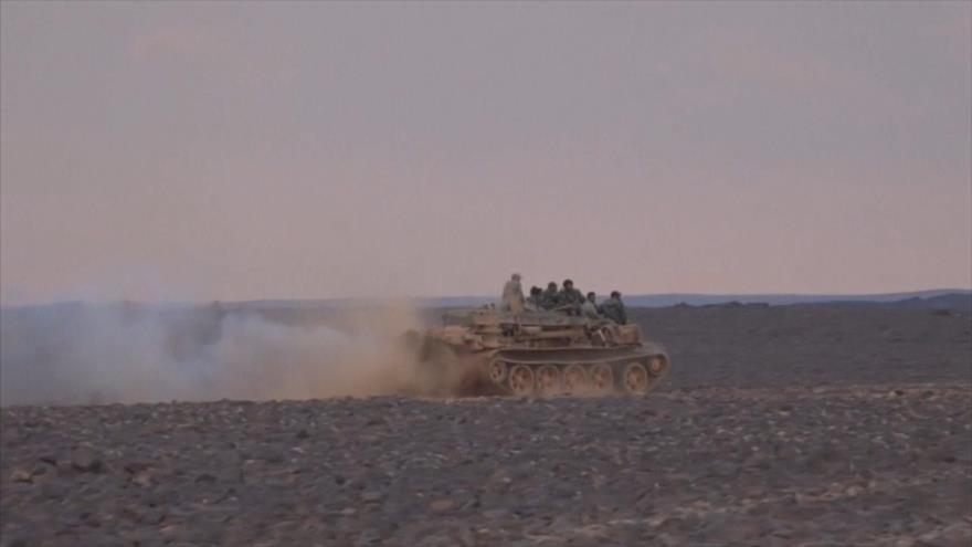 Ejército sirio continúa luchando contra Daesh en el sur