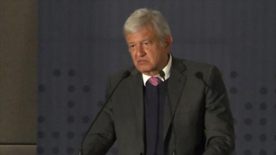 Presidente electo de México presenta Plan de Seguridad