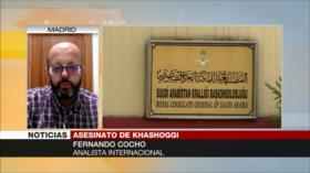 Cocho: Riad sacrifica a todos en caso Khashoggi por Bin Salman