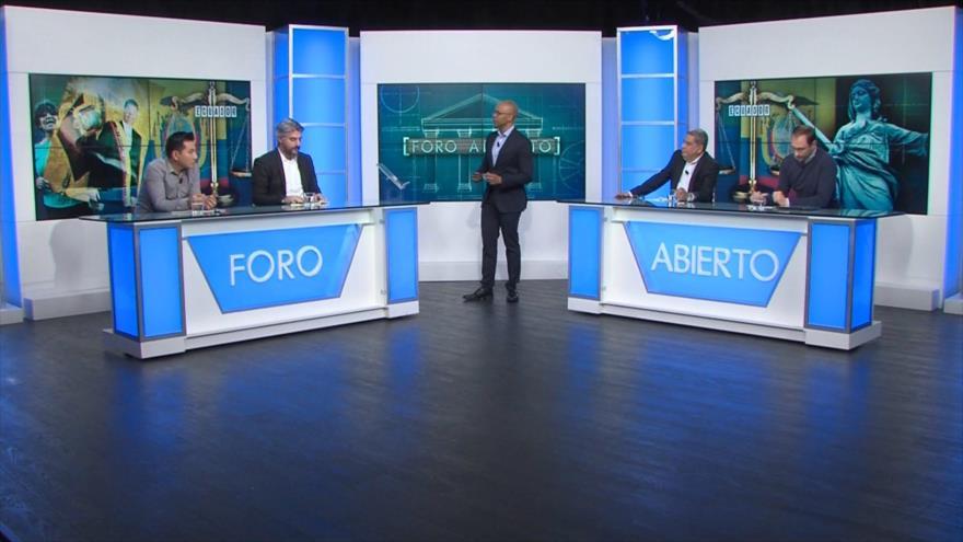 Foro Abierto: Ecuador, arrecian persecución contra Rafael Correa