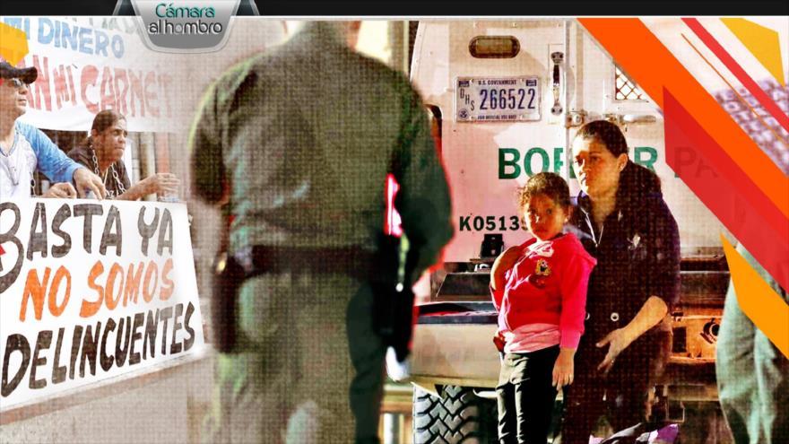 Cámara al Hombro: California, deportaciones por fraudes migratorios