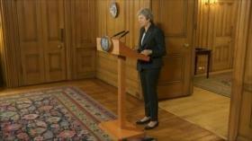 Se desestabiliza Gobierno británico; pacto de Brexit corre peligro