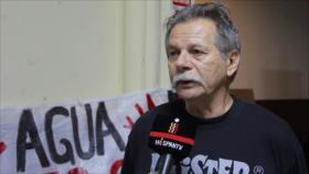 Activistas de Uruguay se unen a argentinos en rechazo al G20