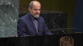 """Irán acusa de """"genocidio"""" a EEUU por su política de sanciones"""