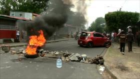 Gobierno de Nicaragua presenta informe de afectaciones por crisis