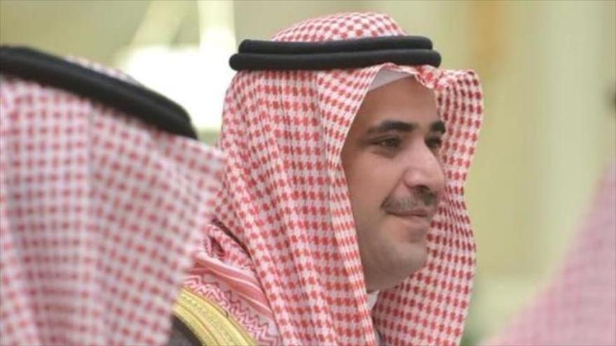 El exasesor de la corte saudí Saud Al-Qahtani.