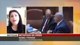 Frangie: Resistencia palestina desestabilizó al gabinete israelí