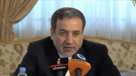 Araqchi: Sanciones perjudican a soberanía y credibilidad de Europa