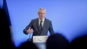 Francia: todos perderán en guerra comercial entre EEUU y China