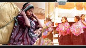 Cámara al Hombro: México, pobreza expulsa a mujeres en Chiapas