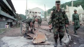 CIDH exige a EEUU resarcir a víctimas de la invasión a Panamá en 1989