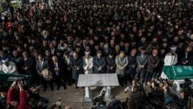 Funeral sin cuerpo para despedir a periodista asesinado Khashoggi