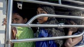 Caos de Brexit. Pacto nuclear iraní. Genocidio de Rohingya