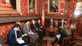 España: salida de EEUU de pacto nuclear reta la seguridad regional