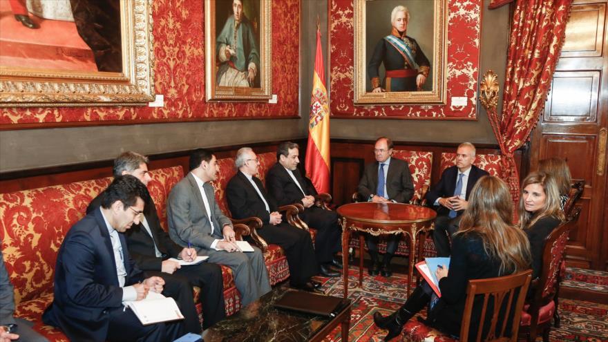 España: salida de EEUU del pacto nuclear desafía la seguridad regional