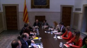 Torra busca diálogo con partidos catalanes para superar conflicto