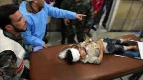 """Unicef condena """"guerra contra niños"""" por ataques de EEUU en Siria"""