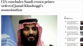 El caso Khashoggi. Protestas en Chile. Acuerdo del Brexit