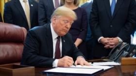 Trump dice responder 'fácilmente' a pesquisa sobre 'injerencia rusa'
