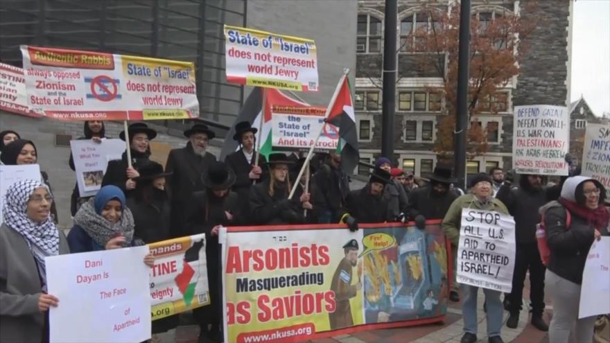 Plan de paz de Trump no logrará terminar con el apartheid israelí