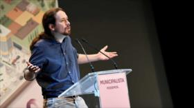 Iglesias prevé elecciones generales antes de las municipales 2019
