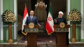 Irán e Irak abogan por elevar el comercio pese a sanciones de EEUU