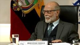 Un CNE definitivo para las seccionales y presidenciales en Ecuador