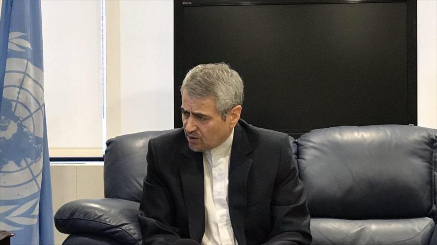"""Irán tilda de """"arbitrarias"""" las sanciones antiraníes de EEUU"""
