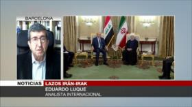 Luque: las sanciones de EEUU no conseguirán doblegar a Irán
