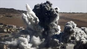 Coalición liderada por EEUU mata a 40 civiles sirios en Deir Ezzor