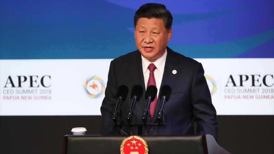Xi Jinping: con agendas egoístas no se puede liderar el comercio mundial