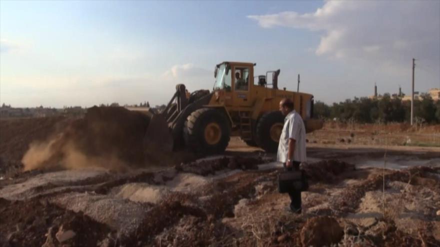 Vuelve la normalidad al suroeste de Siria