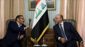 Irán: EEUU no podrá perturbar las relaciones de Irán e Irak