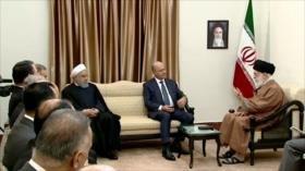 Reunión Jamenei-Salih. Tragedia en Siria. Submarino en Argentina