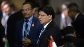 """Nicaragua califica al presidente de Costa Rica de """"mal educado"""""""