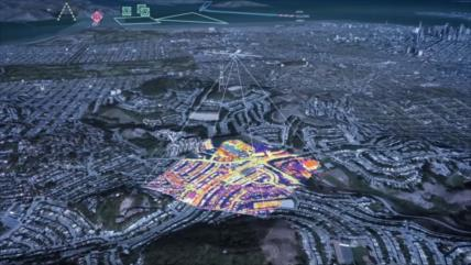 China adquiere tecnología de mapas de guerra al nivel de la OTAN