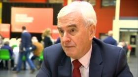 El Partido Laborista británico apuesta por renegociar el acuerdo