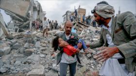 Amnistía pide cese de venta de armas a Riad por agresión a Yemen