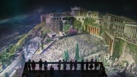 Abre en Berlín Panorama de Pérgamo, antigua ciudad griega