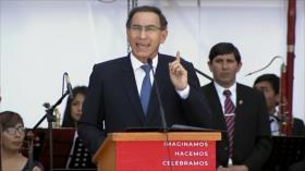 Perú presenta al mundo objetivos rumbo al bicentenario