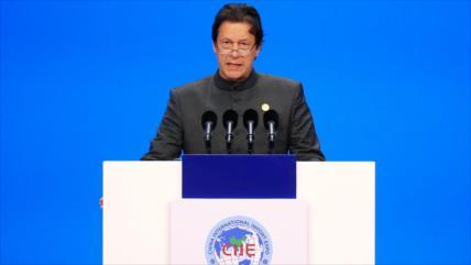 Imran Jan: Paquistán quiere afianzar sus relaciones con Irán