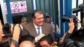 Submarino ARA San Juan. Corrupción en Perú. Marcha en España